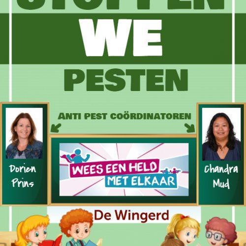 Kopie van School Bully Poster - Made with PosterMyWall