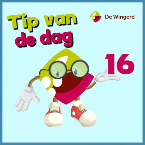 tip van de dag 14 - Made with PosterMyWall (1)